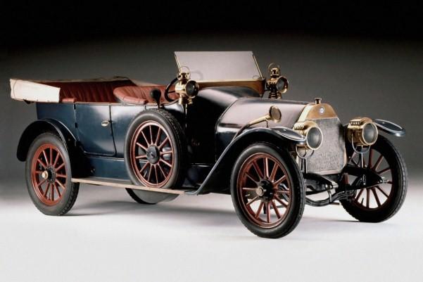 Primele masini - Alfa Romeo A.L.F.A 24 hp