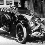 Primele masini - Audi Type A