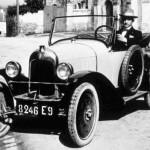 Primele masini - Citroen A