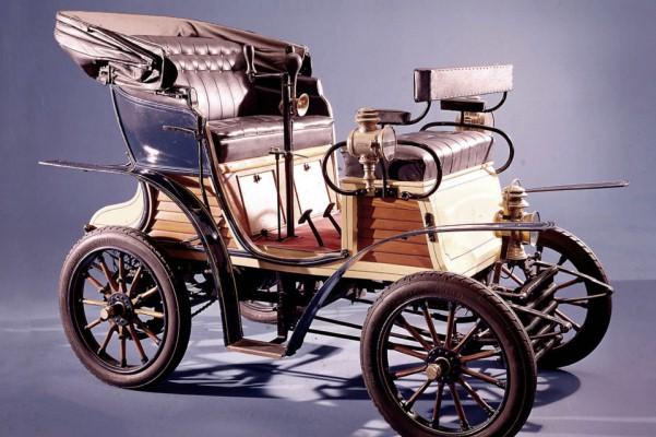 Primele masini - FIAT 3,5 h.p.