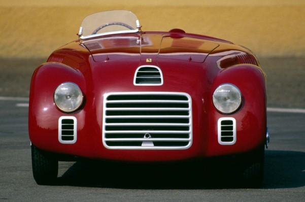 Primele masini - Ferrari 125S (1947)