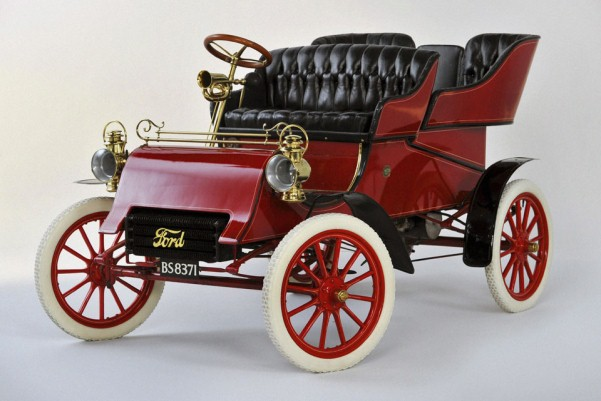 Primele masini - Ford Model A