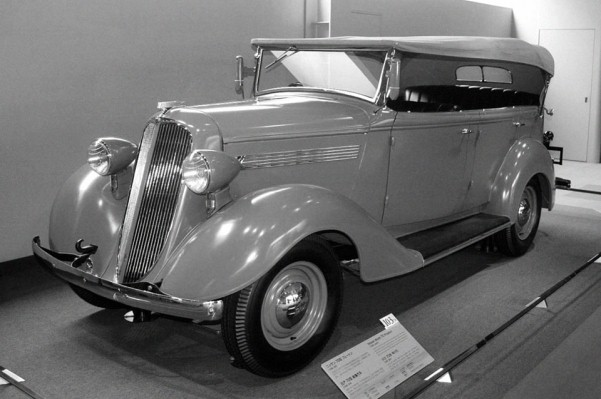 Primele masini - Nissan Model 70