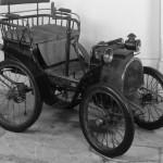 Primele masini - Renault Voiturette Type A