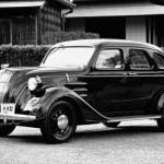 Primele masini - Toyota A1