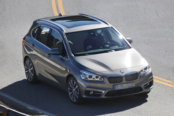 Primul BMW cu tractiune fata - BMW 2 series Active Tourer