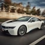Primul BMW i8 in Romania foto