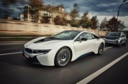 Primul BMW i8 in Romania foto
