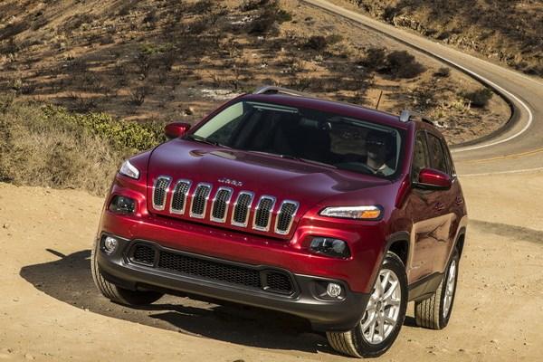 Probleme la cutiile automate cu 9 trepte - noul Jeep Grand Cherokee fata