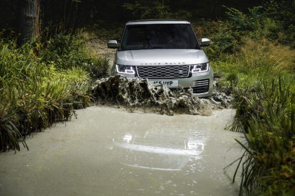 Range Rover 2018 fata