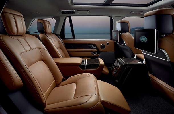 Range Rover 2018 interior spate