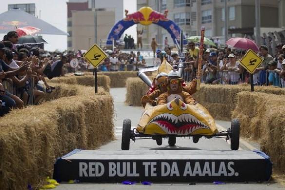 Red Bull Sopabox 2014