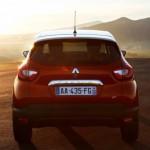 Renault Captur spate