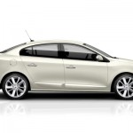 Renault Fluence 2013 lateral