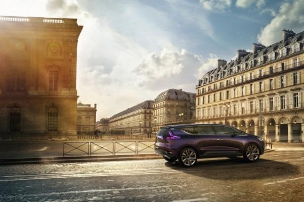Renault Initiale Paris concept pentru noul Renault Espace 2014 2015 Noul Renault Espace 2014 vrea sa revolutioneze monovolumele