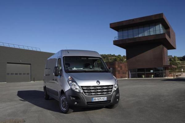 Renault Master - Cele mai fiabile automobile SH in Germania 2014
