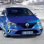 Renault Megane 2015 GT imagini