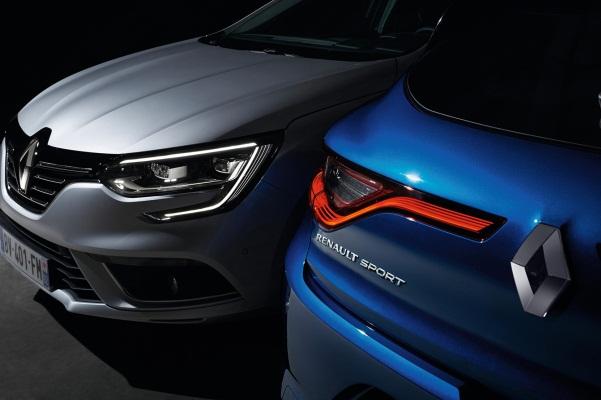 Renault Megane 2015 goto