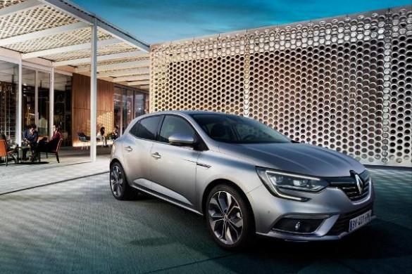 Renault Megane 2015 poze