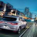 Renault Megane 2015 spate