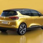 Renault Scenic 2016 foto spate