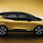 Renault Scenic 2016 lateral Scenic 4