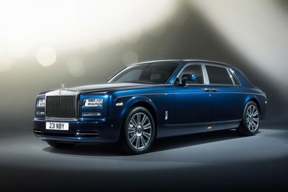 Rolls-Royce Phantom 2015 foto