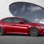 Salonul auto de la Frankfurt 2015 - Alfa Romeo Giulia