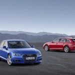 Salonul auto de la Frankfurt 2015 - Audi A4 B9