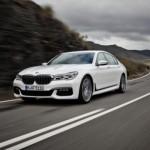 Salonul auto de la Frankfurt 2015 - BMW Seria 7
