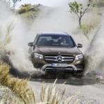 Salonul auto de la Frankfurt 2015 - Mercedes GLC