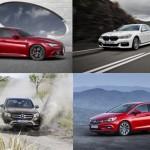 Salonul auto de la Frankfurt 2015 - Modele auto noi