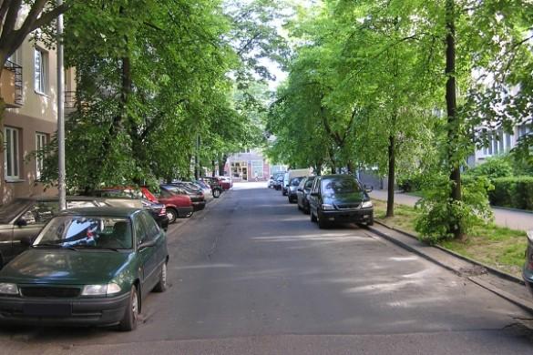 Senzori de parcare imagine simbol