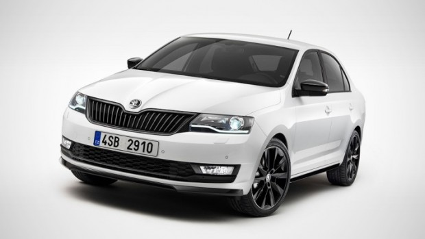 Skoda Rapid 2017 facelift