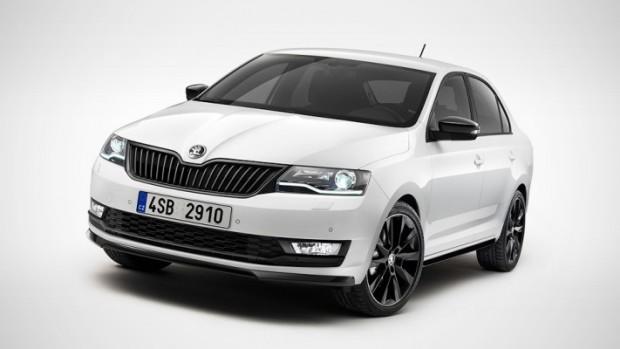 Skoda Rapid 2017 facelift