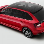 Skoda Rapid 2017 hatchback