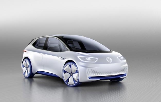 Skoda Felicia E va avea la baza conceptul Volkswagen I.D