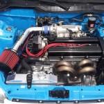 Spalarea motorului