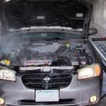 Spalarea motorului cu presiune