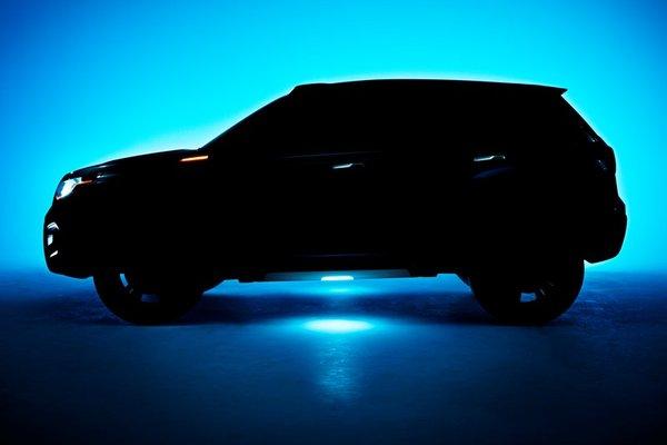 Suzuki iV 4   noul concept de SUV Suzuki