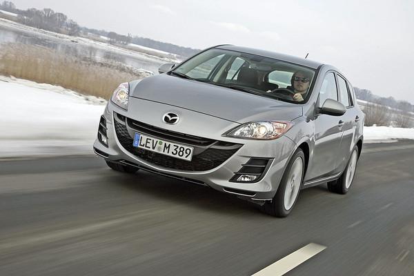 Top masini fiabile in Germania pentru 2014 Mazda 3