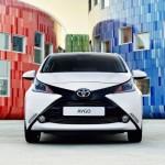 Toyota Aygo 2014 fata