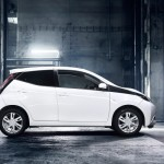 Toyota Aygo 2014 lateral