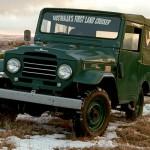 Istoria Toyota - Toyota LandCruiser prima generatie