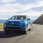 Toyota RAV4 2015 facelift fata