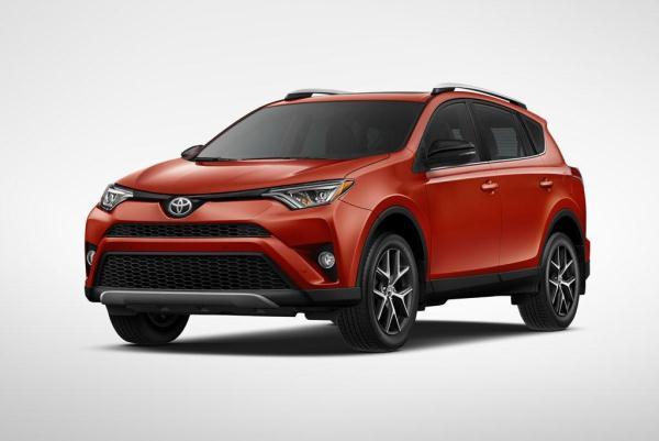 Toyota RAV4 2015 facelift