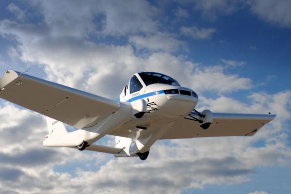 Transition - masina zburatoare construita de Terrafugia