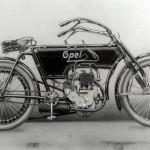 Un fel de Motobike Opel