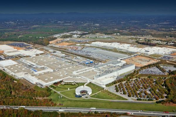 Uzina din Spartanburg - locul de productie pentru noul BMW X7