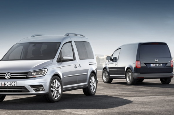 VW Caddy 2015 cargo si pasager
